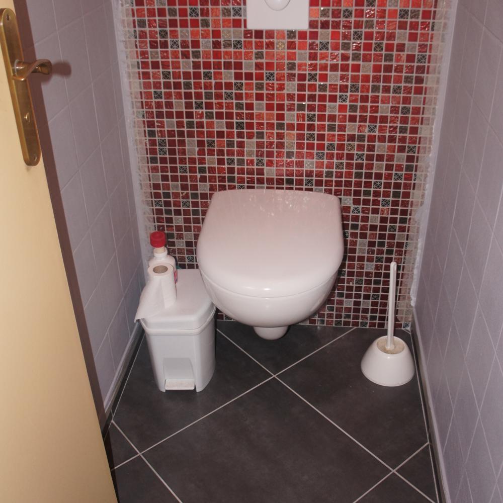 Mosaïque WC